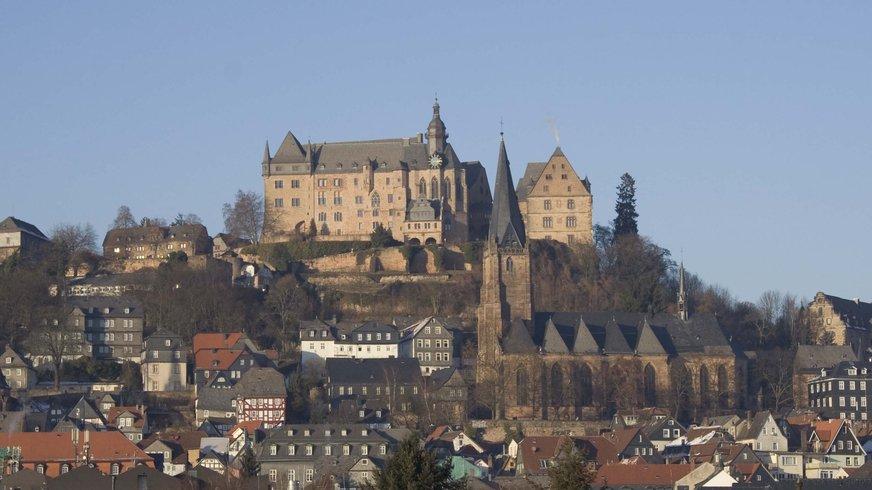 Marburg Oberstadt