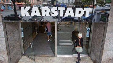 Karstadt-Warenhaus