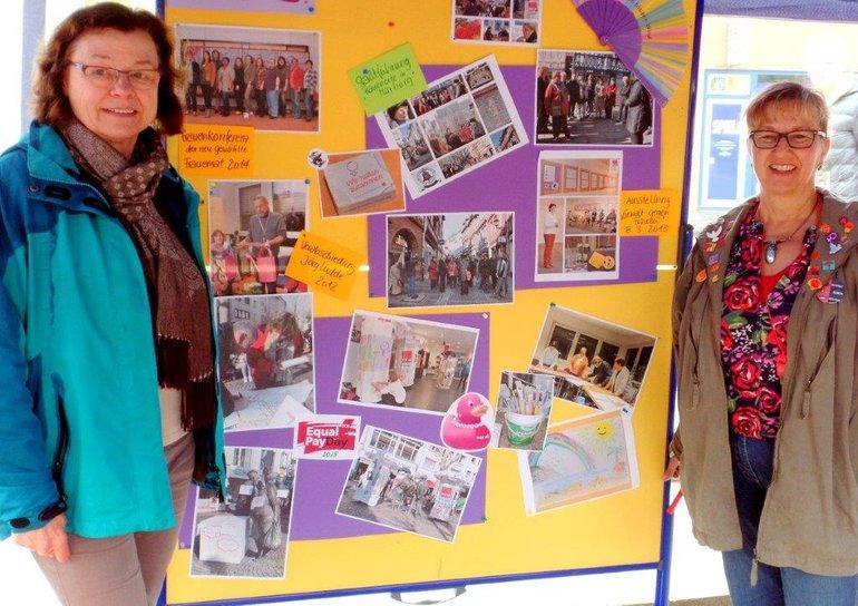 Bezirksfrauen - 1. Mai Marburg
